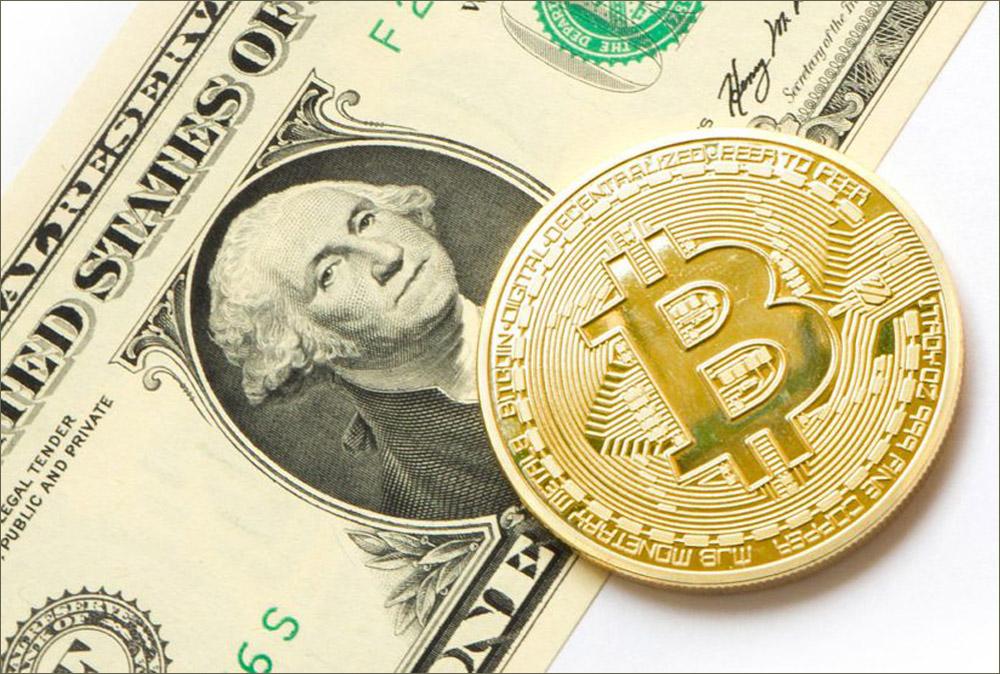 Bitcoin não é bolha